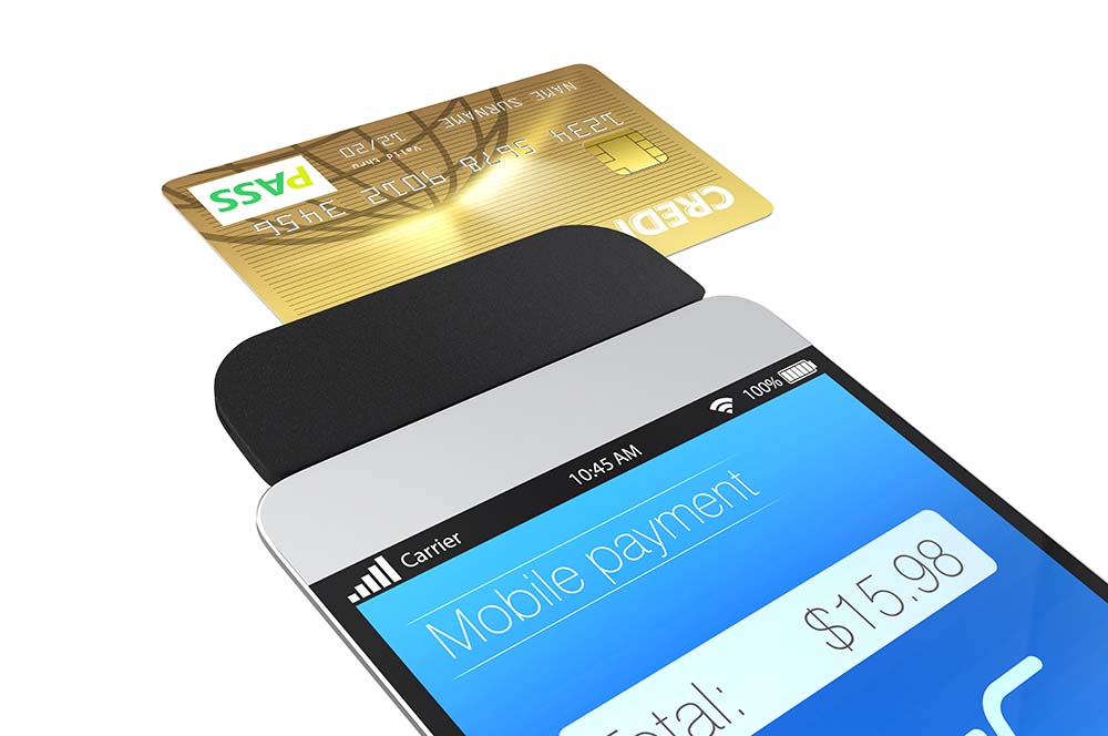 Bossier City Credit Card Scanner